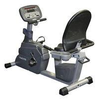 Fitnex R70 Light Commercial Recumbent Bike on sale