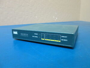 Wired Vpn | Cisco Pix 501 Firewall 4 Port Wired Vpn Firewall Security Appliance