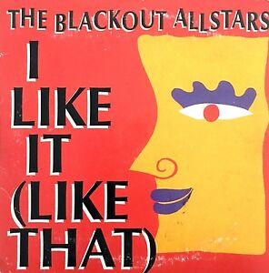 The-Blackout-Allstars-CD-Single-I-Like-It-Like-That-France-VG-VG