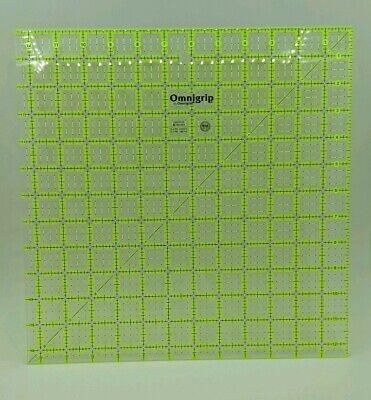 OMNIGRID RN105 OMNIGRIP RULER NON SLIP NEON 10 5 SQUARE
