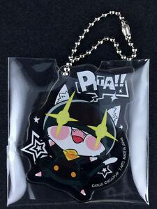 Persona-5-Pita-Deforme-Acrylic-Key-Chain-T-ARTS-Mona-Morgana-New