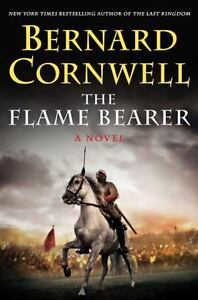 NEW-The-Flame-Bearer-Saxon-Tales-by-Cornwell-Bernard