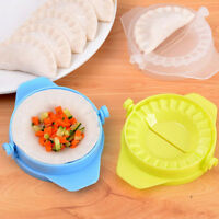 1pcs Simple Dumpling Tool Mould Jiaozi Mold Easy DIY Kitchen Tools Random Color