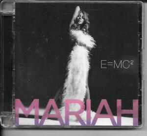 CD-ALBUM-14-TITRES-MARIAH-CAREY-E-MC2-2008