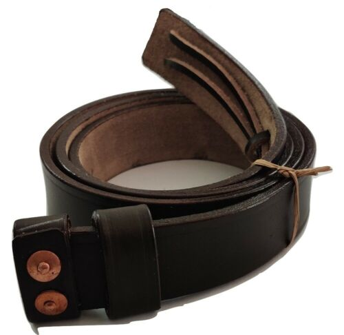 British WWI /& WWII Lee Enfield SMLE Leather Rifle Sling BUY 1 GET 1 FREE