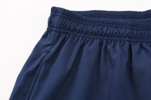 Men/'s Workout Running Shorts Athletic Soccer Gym with Pockets Elastic Waist