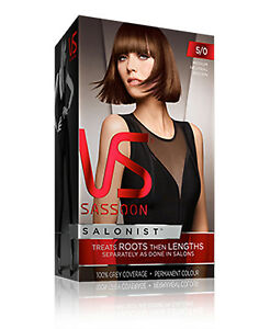 Vidal Soon Pro Series Hair Color 162103