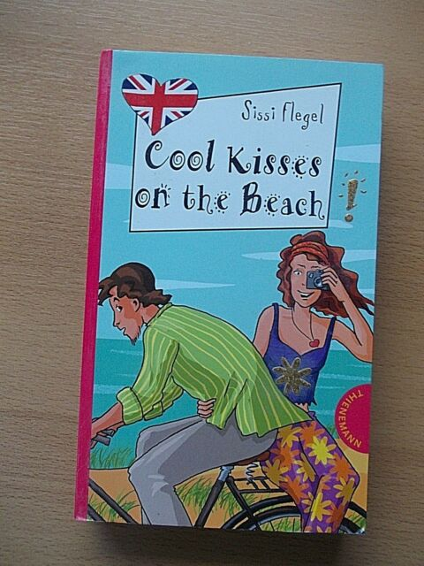 COOL KISSES ON THE BEACH von Sissi Flegel (2007, TB in englisch) NEUwertig