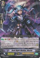 YuGiOh Dark Night Maiden, Macha - G-LD01/005EN - TD Near Mint