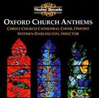 Oxford Church Anthems by Darlington CD 710357544026