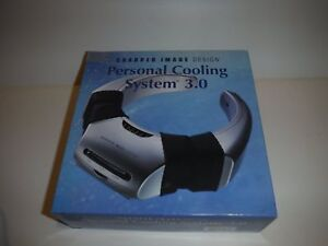 Sharper Image Personal Cooling System 30 Battery Operated Air