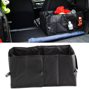 Travel-Car-Trunk-Foldable-Boot-Organiser-Collapsible-Storage-Holder-Bag-Tidy-Box