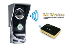 Wireless WiFi Remote Video Camera Door Phone Doorbell Home Security for Phone