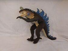 "Godzilla Posable Vinyl Head Vintage Equity Stuffed Plush Toy 20"" Figure !!! 1998"