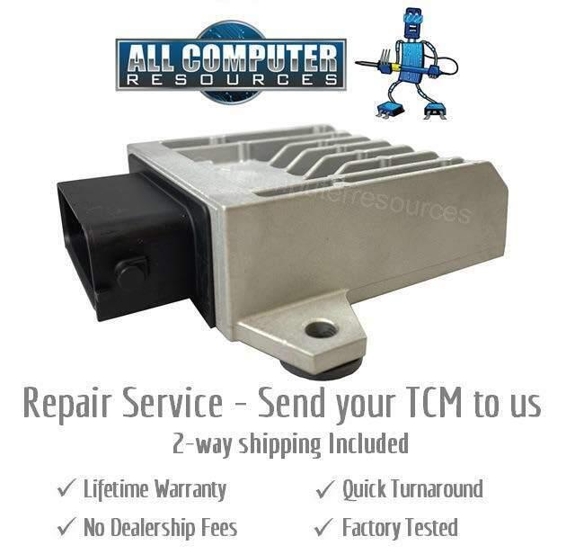 07-09 Mazda 3 TCU TCM Transmission Control Unit Module L34t 18 9e1a