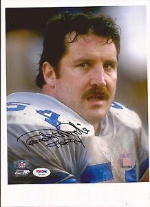 Randy-White-Autograph-Signed-8x10-photo-psa-dna-Dallas-Cowboys