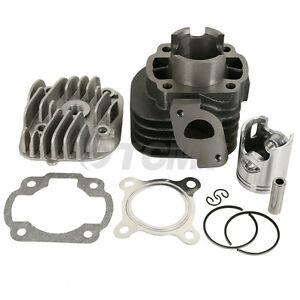 Aluminum-Cylinder-Piston-Top-End-Kit-For-Polaris-Predator-50-2004-2005-2006-2007