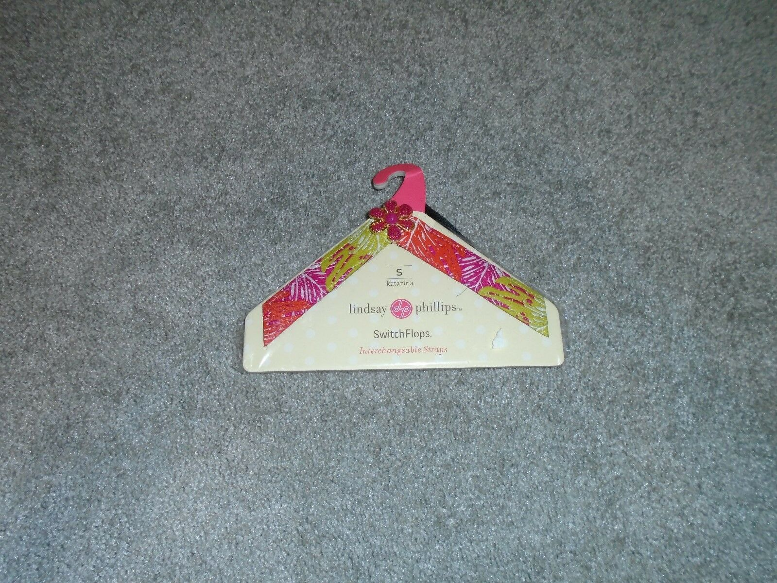 Lindsay Phillips Switch Flops Katarina Size Small New With Tags