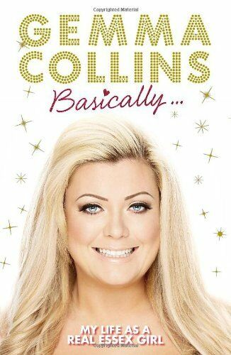 1 of 1 - Basically...: My Life as a Real Ess** Girl,Gemma Collins