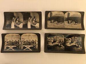 Four-Stereoscope-Cards