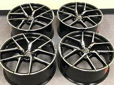 18x85 Black Y Spoke Amg Rims Wheels Mercedes Benz S550 Gle350 E350 Glc300 C300