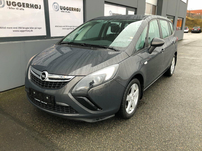 Opel Zafira Tourer 2,0 CDTi 110 Limited 5d - 149.000 kr.