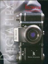 Rectaflex The magic Reflex book by Marco Antonetto in inglese