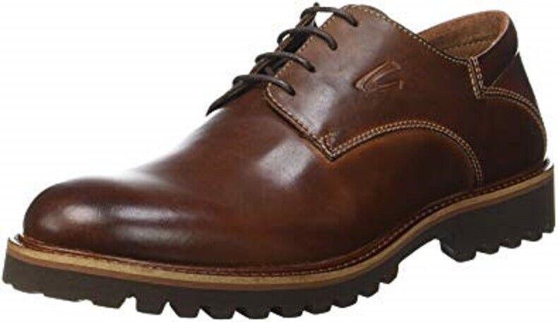 Camel Active University Diped Leather 506.11.02 Brandy Größe 44½