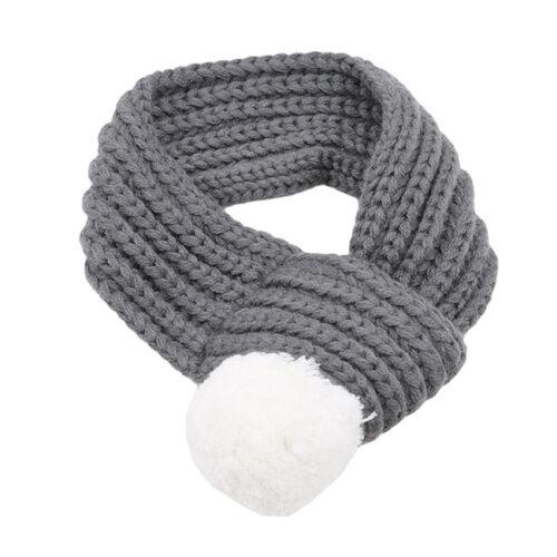 Winter Fashion Warm Dog Scarves Collar Pet Bow Tie Cat Puppy Pet Scarves KI