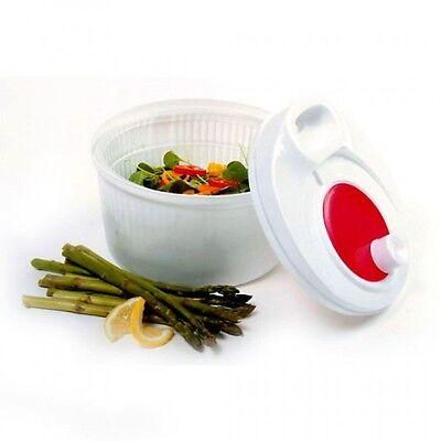 Norpro Self Draining Salad Spinner, New, Free Shipping