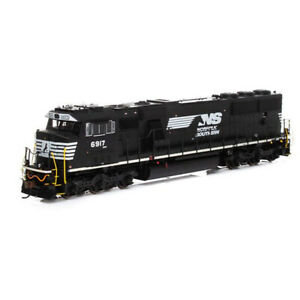 Athearrn-ATHG65209-Norfolk-Southern-SD60E-6917-Locomotive-HO-Scale