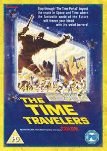 The-Time-Travelers-DVD-2016-Preston-Foster-Melchior-DIR-cert-PG-NEW