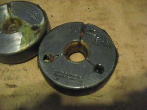 AA2324-1 3//4-14 NPT 6 STEP PLUG GAGE