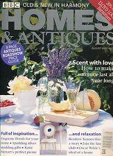 British BBC HOMES & ANTIQUES MAGAZINE August 2000 8/00 A-5-2