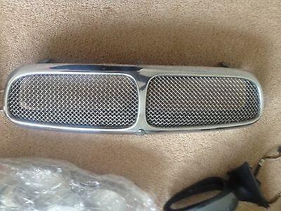 Jaguar Front  Bumper Grill Xjr Xj8 Xjl 2004 2005 2006 2007 2008