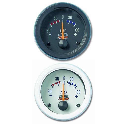 Bootsinstrumente Batterieanzeige Ampermeter Amperemeter  Farbe nach Wahl