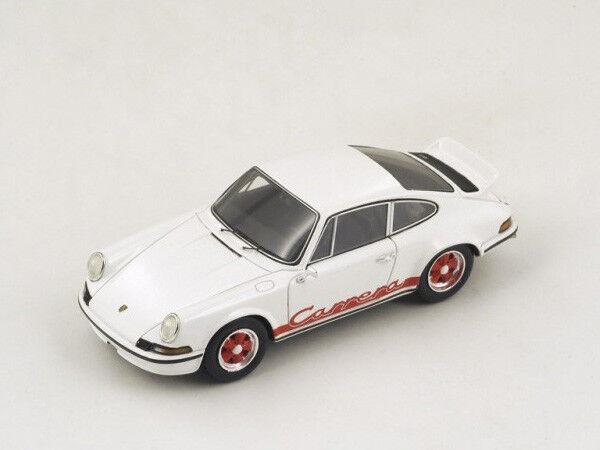 Funke 1 43 s4467 modell porsche 911 2.7 rs coup è 1973 darstellung weiße neue