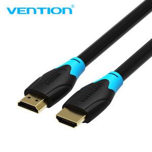 VENTION PREMIUM UltraHD HDMI Cable v2.0 1M/1.5M/2M HighSpeed 4K 1080P 3D Lead HS