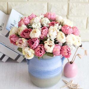 Am-KF-8-Head-Artificial-Peony-Flower-Set-Bridal-Bouquet-Wedding-Party-Home-Dec