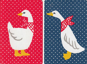 Genuine-Swap-Playing-Card-2-SINGLE-DUCKS-AND-SPOTS