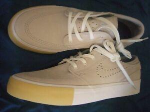 New-Nike-Mens-SB-Zoom-Stefan-Janoski-RM-SE-Skate-Board-Shoes-White-Vast-Grey