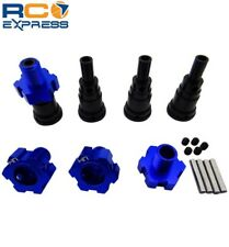 RPM R//C Products Preto Shock guardas do eixo para a Traxxas X-Maxx RPM80432