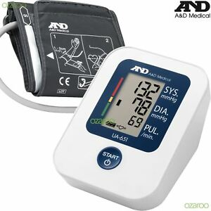 A-amp-D-Medical-UA-651-Upper-Arm-Automatic-Blood-Pressure-Monitor-with-SlimFit-Cuff