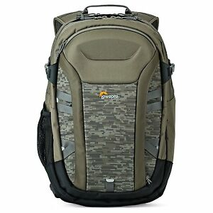 Lowepro-Ridgeline-Backpack-300-AW-Laptop-Back-Pack-RuckSack-With-Rain-Cover