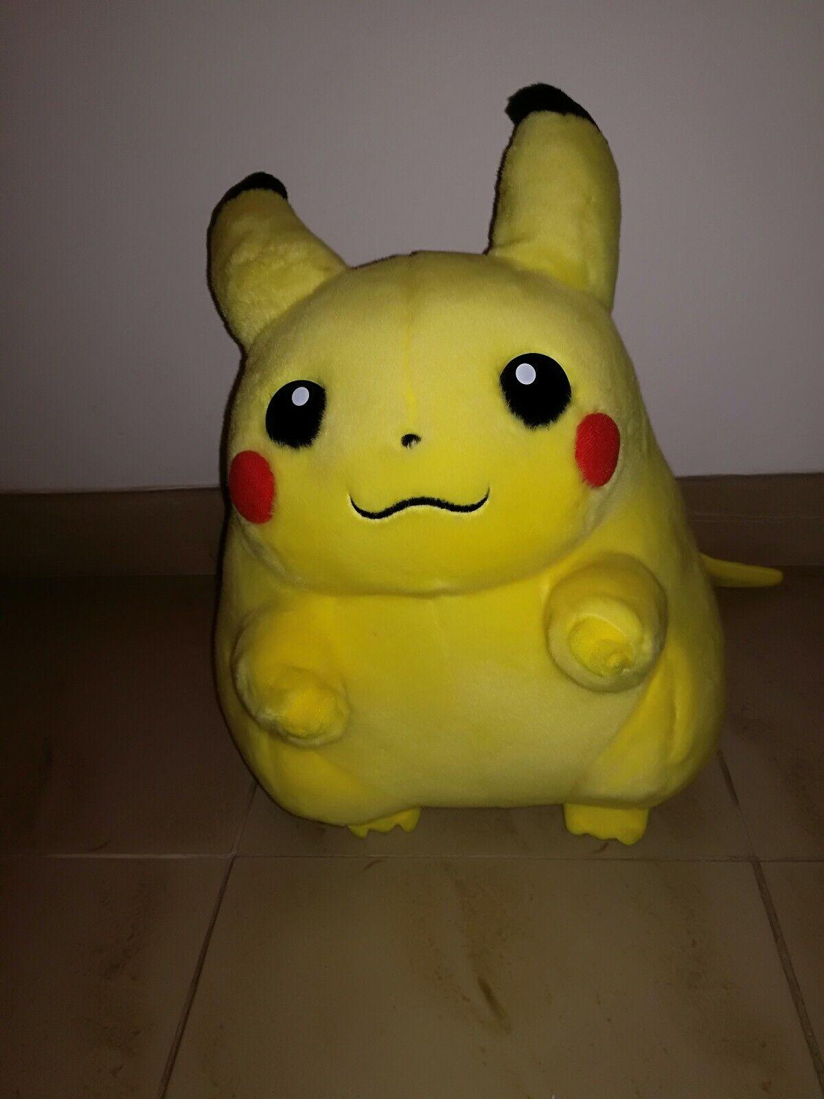Pikachu Hasbro Peluche  Anno 1999 Originale 40 cm