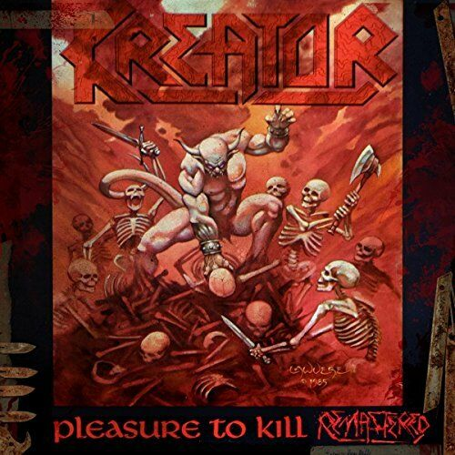 Kreator - Pleasure to Kill [CD]