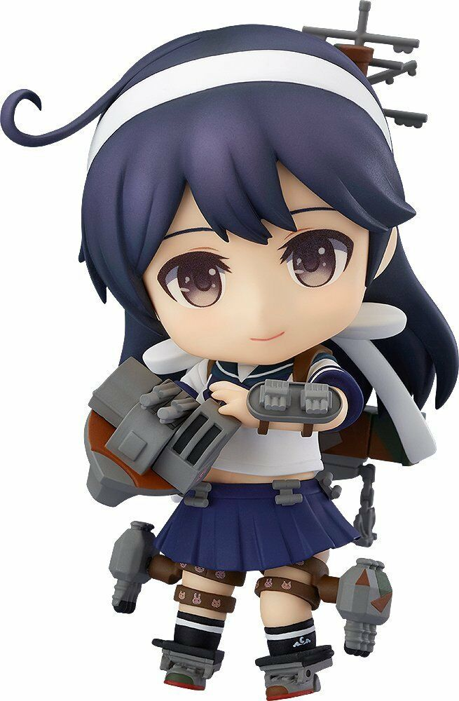 Good Smile Kantai Collection Kancolle Ushio Kai II Nendoroid Action Figure