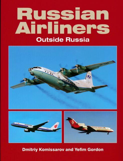 Russisch Airlines außerhalb Russland (Midland Publishing) - NEU Kopie