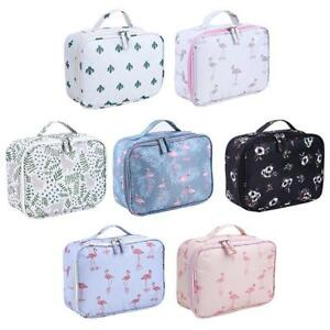 Portable-Travel-Makeup-Toiletry-Case-Pouch-Flower-Organizer-Cosmetic-Bag-HOT-LD