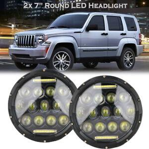 Jeep Patriot Halo Headlights